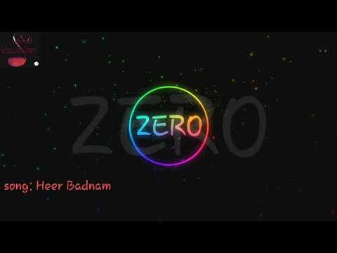 Heer Badnam From Zero Move Full Mp3 Song
