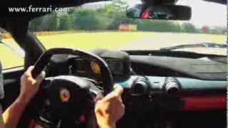 Ferrari LaFerrari: LOUD Sound & Acceleration - Test Drive Fernando Alonso