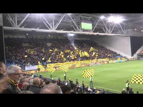 Opkomst Vitesse - FC Twente    18-12-15    5-1