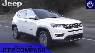 Jeep Compass Longitude | Jeep Compass 2018 | Fortune Reviews | Compass Reviews 2018 | Compass Diesel