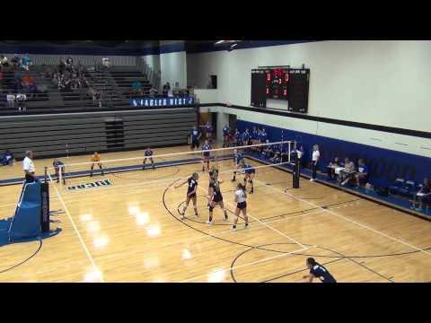 JCCC Vs. Iowa Central Community College - Volleyball