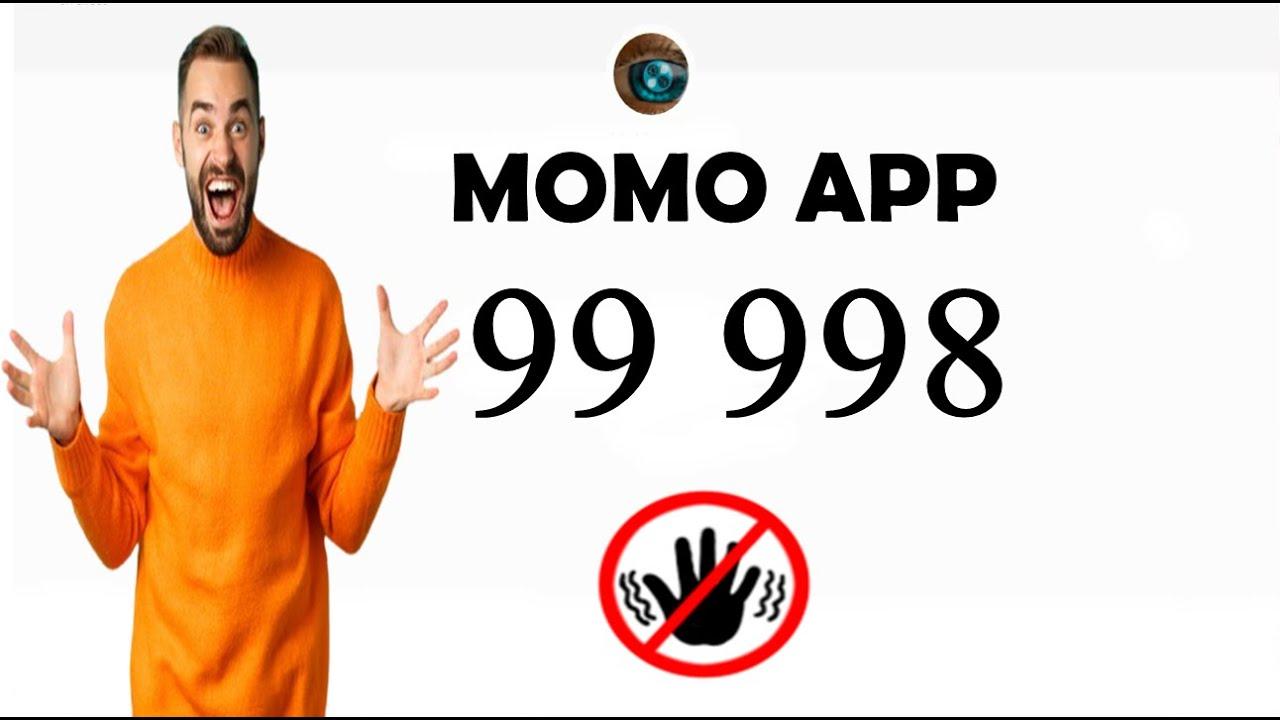 MOMO APP ATTEINT 100K ABONNÉS !!!