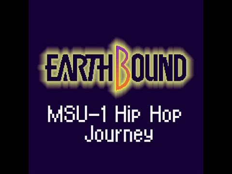 Earthbound MSU1 Hip Hop Music Pack - Game intro