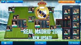 REAL MADRID F.C. 2019 - DREAM LEAGUE SOCCER 2018 HACK/MOD