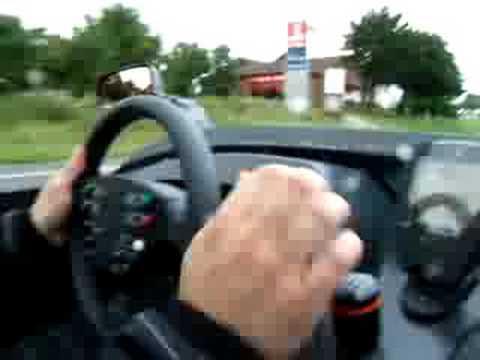 Matt Bowler X-Bow pilot