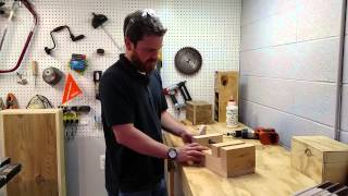 Testing The Wooden Vise Prototype!