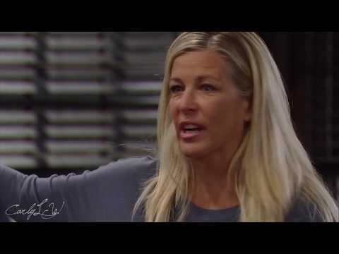 GH: Carly Scenes on 8/6/18