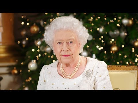 The Queen's Christmas message for 2018