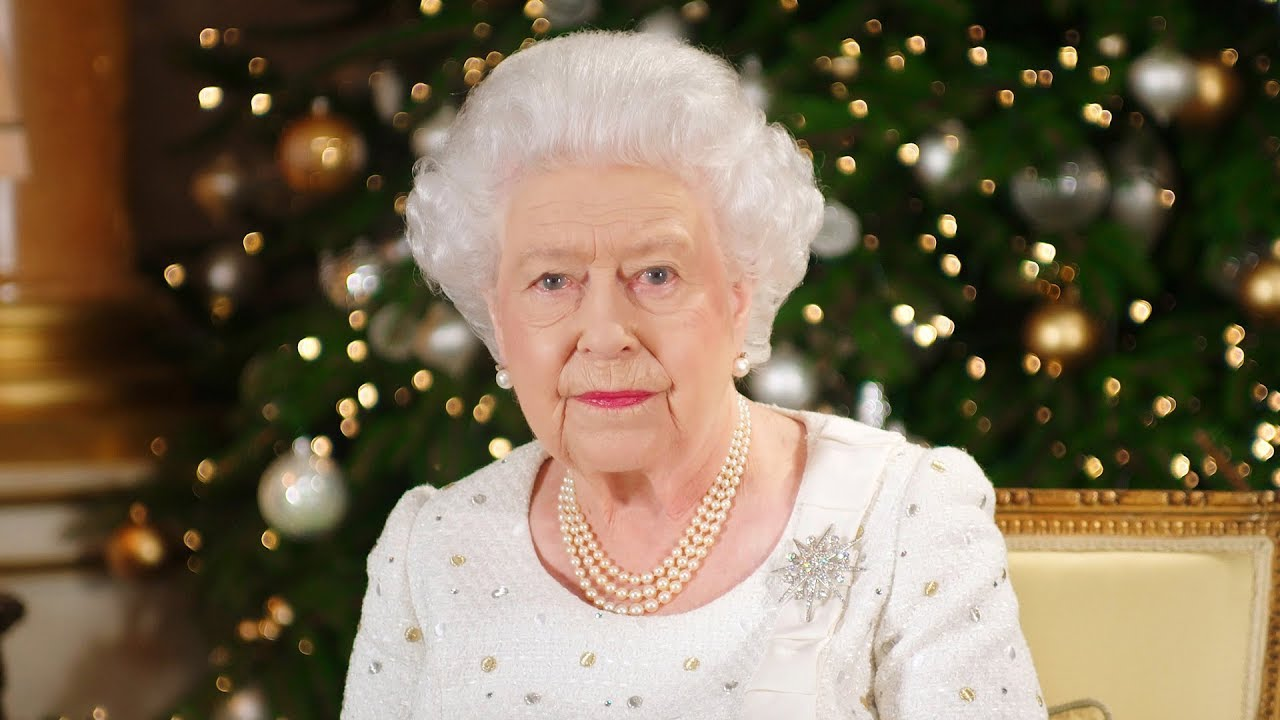 2020 Queens Christmas Message The Queen's Christmas message for 2018   YouTube