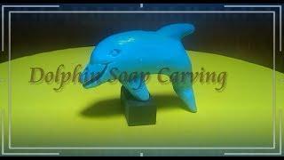 Ukiran Patung Sabun si Lumba Lumba yang mudah DIY Easy Dolphin Soap Carving Swakriya