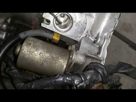 Проблема 2Т двигателя, подсос воздуха. Пример на Хонда Дио