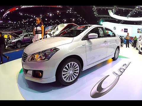 New 2017 Sedan Suzuki Ciaz 2018