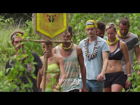 Robinsonův ostrov - PROMO - 21.epizoda