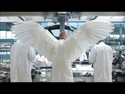 Giorgio Moroder - Doo-Bee-Doo-Bee-Doo: 2014 Volkswagen Game Day Commercial: Wings