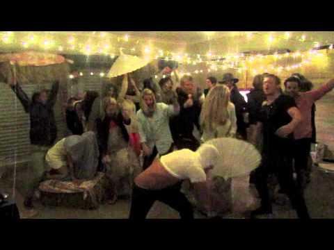 harlem party shake