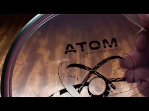 MVP Proton Atom Disc Golf Disc Review - Disc Golf Nerd