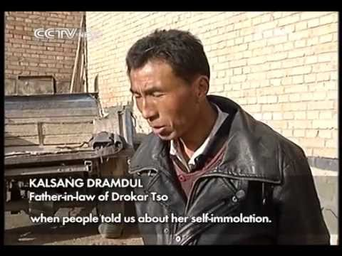 Self immolations in Ganan and the Tibetan independence activists outside China
