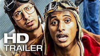 HALBE BRÜDER Trailer 2 German Deutsch (2015)