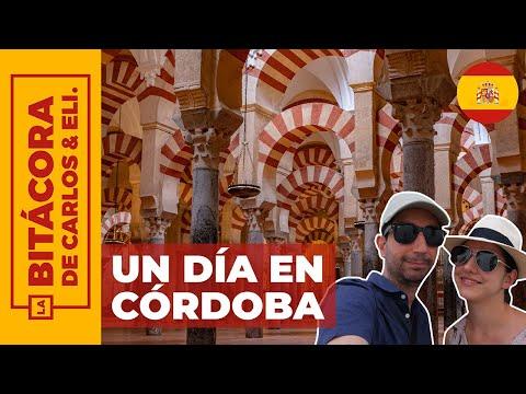 ¿Qué ver en CÓRDOBA España? (Por cuenta propia) 4K