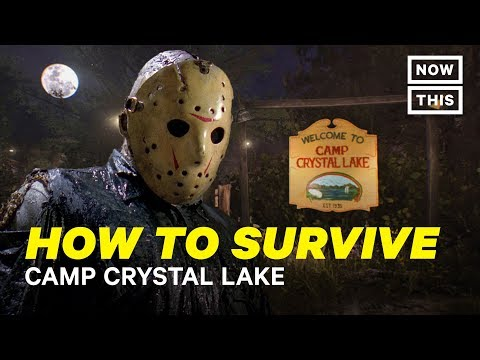 How to Survive Camp Crystal Lake | Slash Course | NowThis Nerd