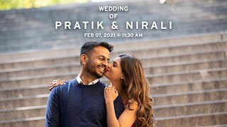 Pratik & Nirali | Live on Feb 7