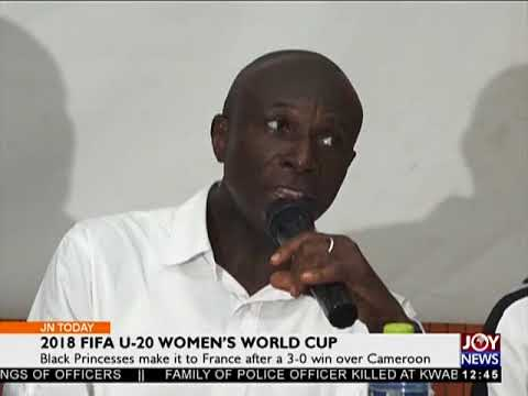2018 FIFA U-20 Women's World Cup - Joy Sports Today (29-1-18)