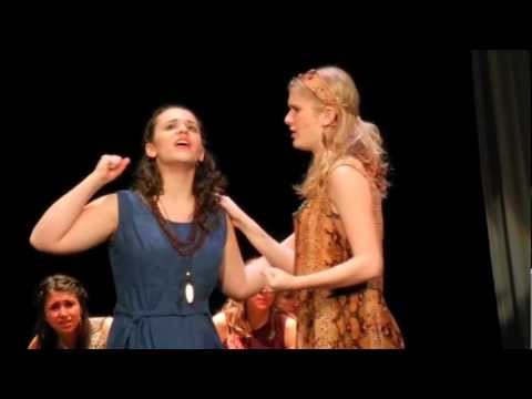 Saucon Valley HS Production of AIDA - Preview