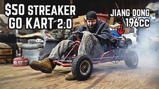 $50 Go Kart Build 2.0!!