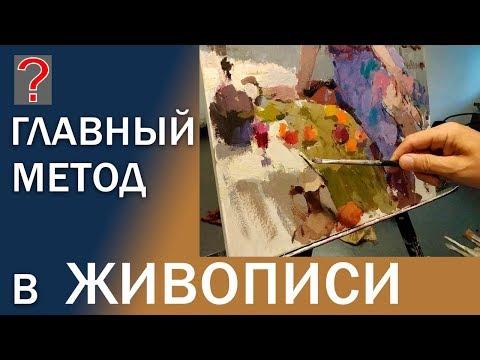 65 Art _ вопрос. Главный метод в живописи.