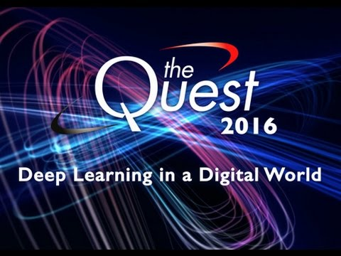 Quest 2016 - The Journey Continues