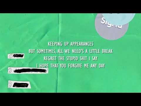 Sigrid - Raw (Lyrics)