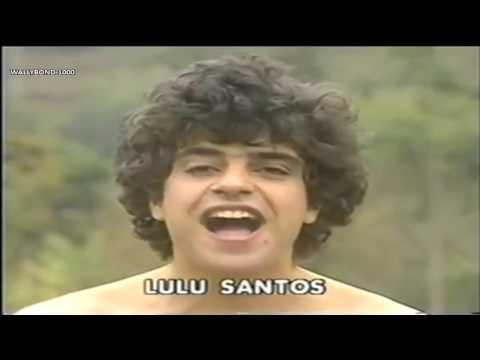 TEMPOS MODERNOS-LULU SANTOS-VIDEO ORIGINAL COMPLETO-ANO 1982 [ HD ]