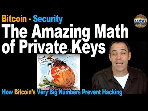Bitcoin 101 - Quindecillions & The Amazing Math Of Bitcoin's Private Keys