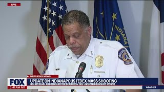 Indianapolis Update: 8 Dead, Multiple Shot, Shooter Dead | NewsNOW From FOX