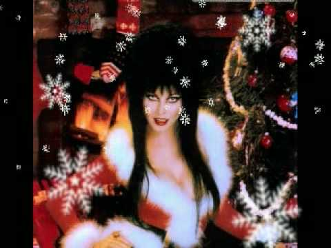 Merry Christmas from Elvira! - YouTube