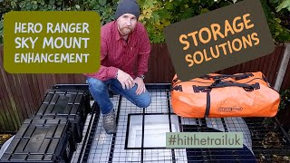OUR HERO RANGER ENHANCEMENT | Great Storage Solutions from FRONT RUNNER