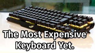 Asus ROG Claymore Review - The £200 Keyboard!