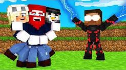 WIR SPIELEN MIT 6 AUGEN! Minecraft Challenge
