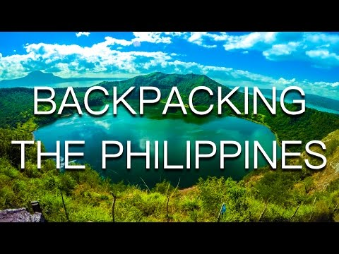 BACKPACKING THE PHILIPPINES - TRAVEL VLOG #1