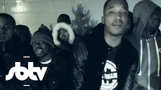 Bonkaz, Stormzy, Swift & Youngs Teflon | Don't Waste My Time (Remix) : SBTV