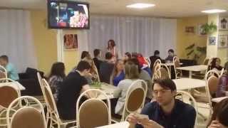 """Настольные игры в кафе """"Большая перемена"""" 14.03.2015"""