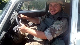 Авто для АТО(Обращение активиста ЗОВа, который сейчас служит в ВСУ в зоне АТО:
