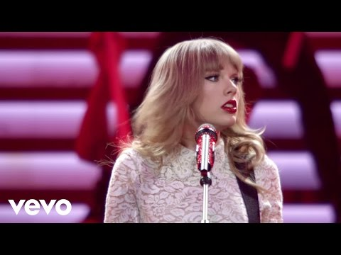 Download Taylor Swift - Red Mp4 baru