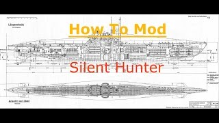 how To Install and use JSGME for game mods in Silent Hunter 5 and others