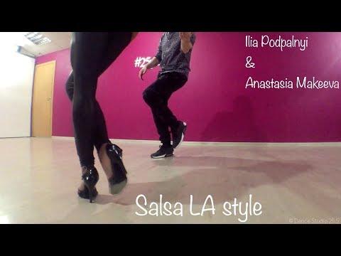 Salsa LA style.