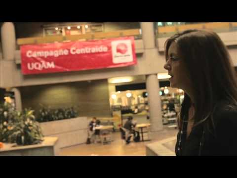 Lancement de la Campagne Centraide UQAM 2013
