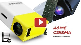 Review of the Mini LED Projector from Shoppiness