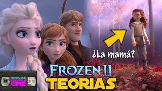 FROZEN 2 -Teorías ¿Los padres de Anna y Elsa aparecen en el tráiler?