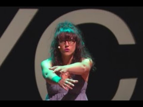 Lightning in a Bottle: Dance is Worth Sharing! | Michèle Moss | TEDxYYC