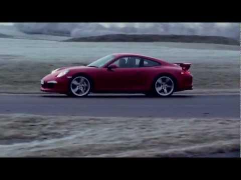 2013 Porsche 911 991 Carrera 4 New Commercial Porsche 959 Carjam TV HD Car TV Show 2013